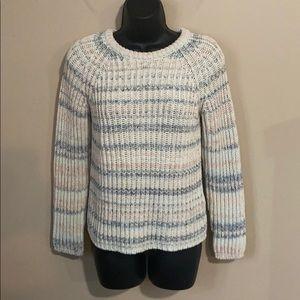 Hugo Boss Heavy Cotton Floret Pullover Sweater M
